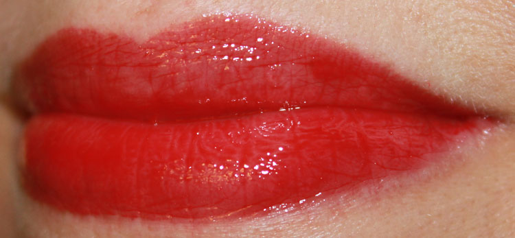 Milani Brilliant Shine Lip Gloss Red My Lips