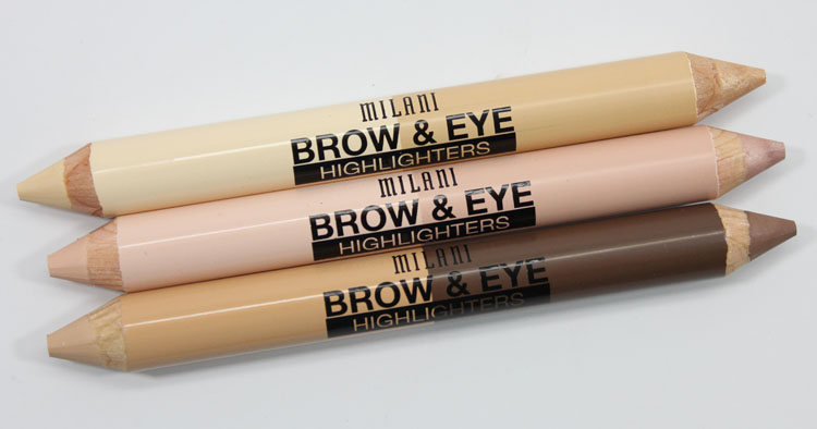 Milani Brow & Eye Highlighers