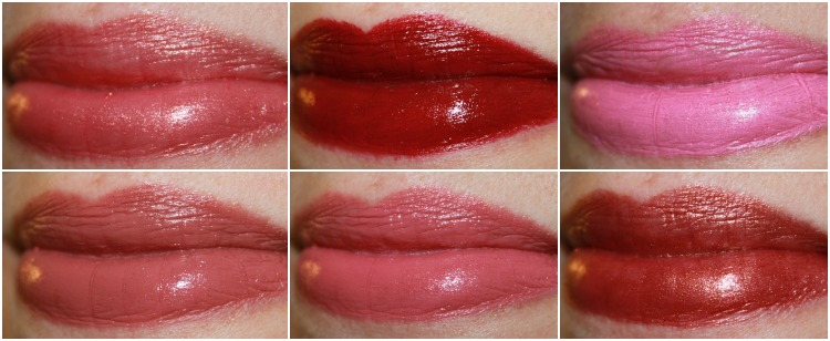 Milani Color Statement Lipstick for 2014 Collage