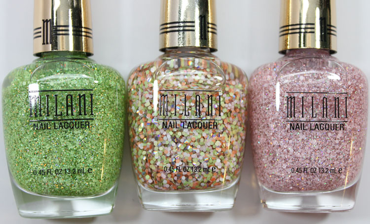 Milani Gold Label Texture Nail Lacquer