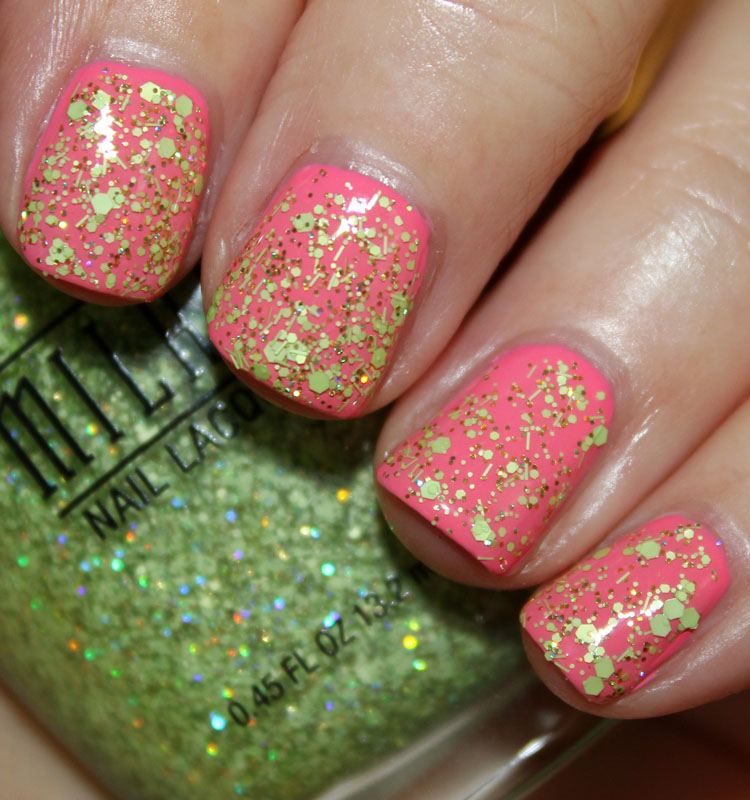 Milani Popping Pink and Sugar Coated
