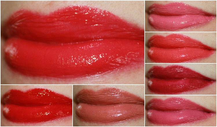 Milani Power Lip Lasting & Moisturizing Gloss Stain Collection