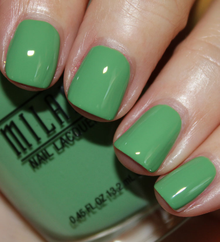 Milani Showy Sea-Green