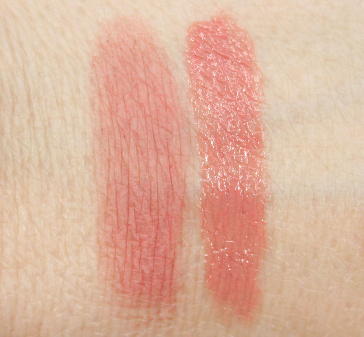 NARS The Final Cut Swatches