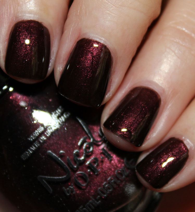 Nicole by OPI Carrie Underwood Collection | Vampy Varnish