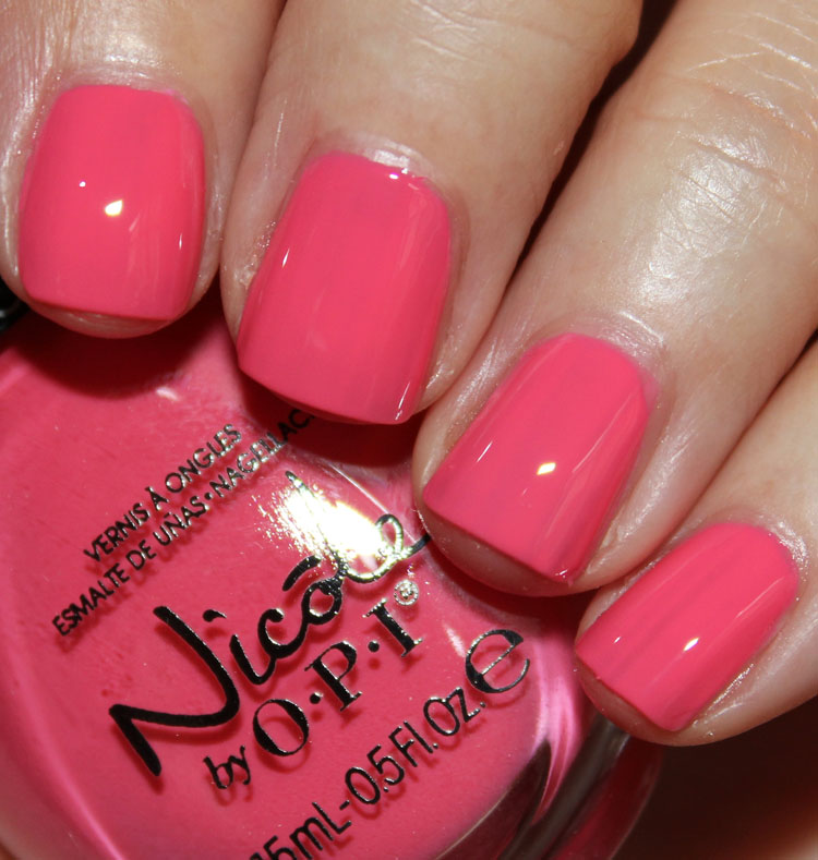 Nicole by OPI Color Me Country