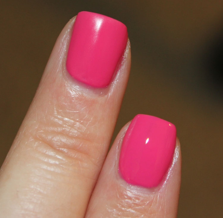 Nicole by OPI Matte Top Coat and Quick Dry Top Coat-2