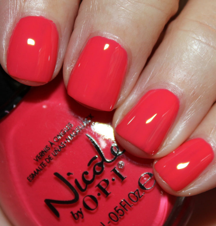Nicole by OPI Some Hearts