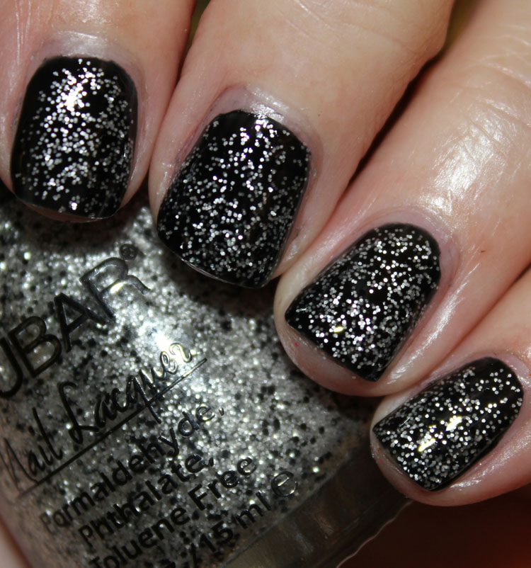 Nubar Rock Candy Crush over Black