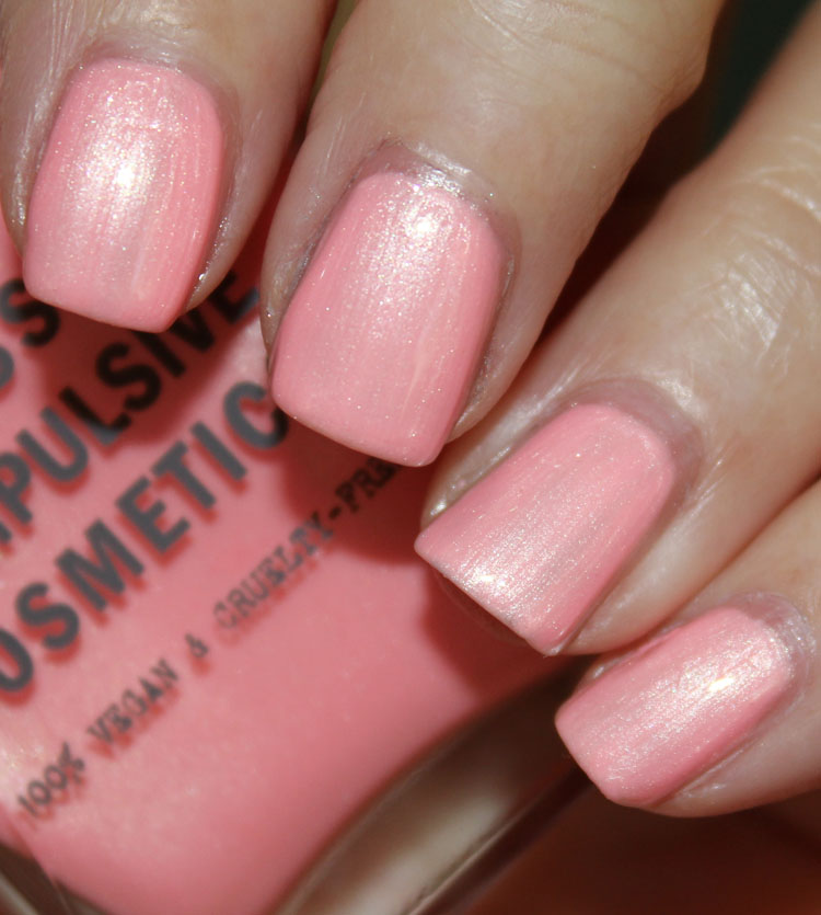 Obsessive Compulsive Cosmetics Nail Lacquer Seething