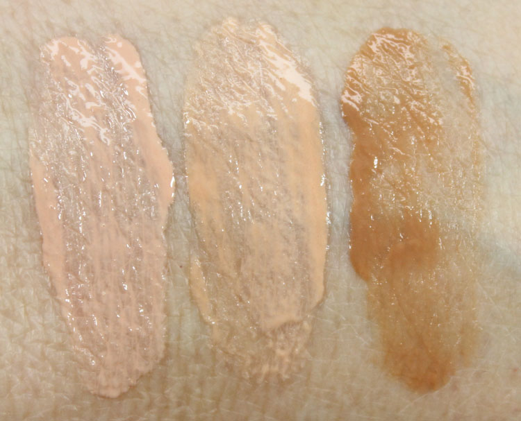 Naked Skin: Weightless Liquid Foundation by Urban Decay #9