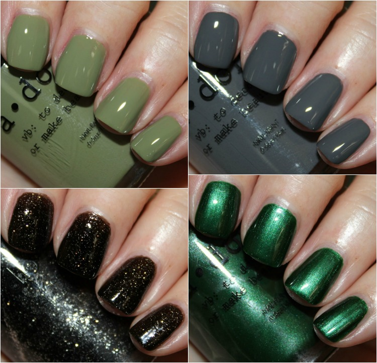 a.dorn Nail Paint Collection