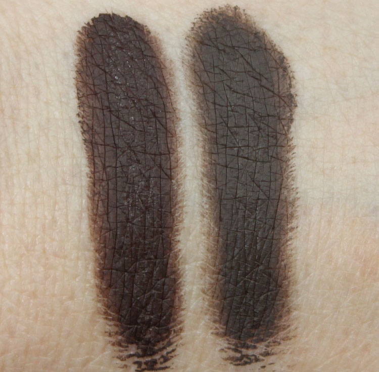 Anastasia Dipbrow Swatches And Review Vampy Varnish