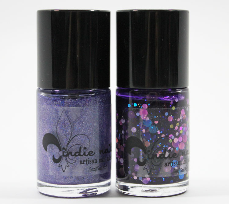 Jindie Nails Polo and Purple University