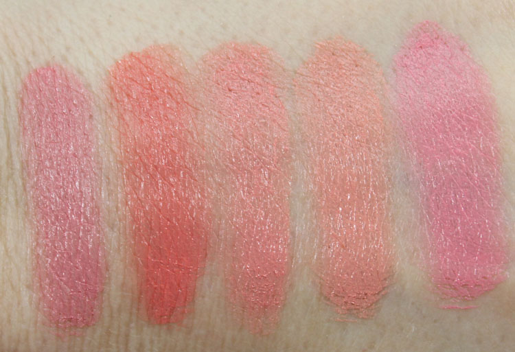 Make Up For Ever HD Blush 330, 410, 215, 225, 210