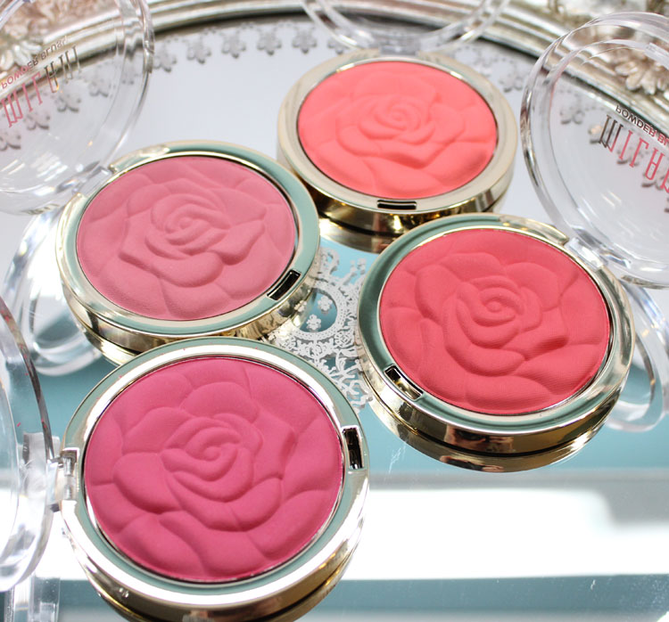 Milani Coming Up Roses Powder Blush Collection-2