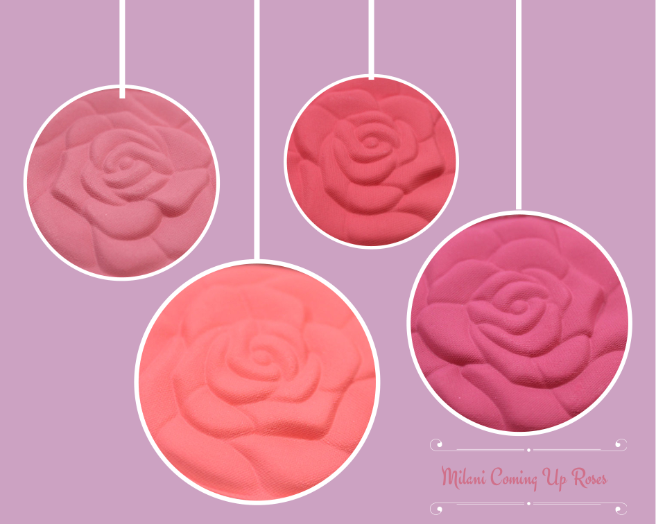 Milani Coming Up Roses Powder Blush Collection