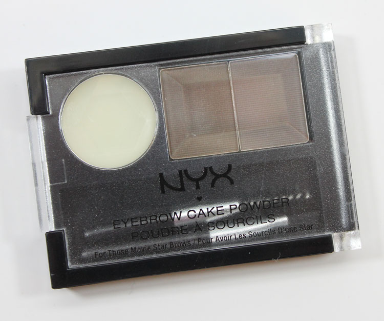 NYX Eyebrow Cake Powder Taupe-Ash