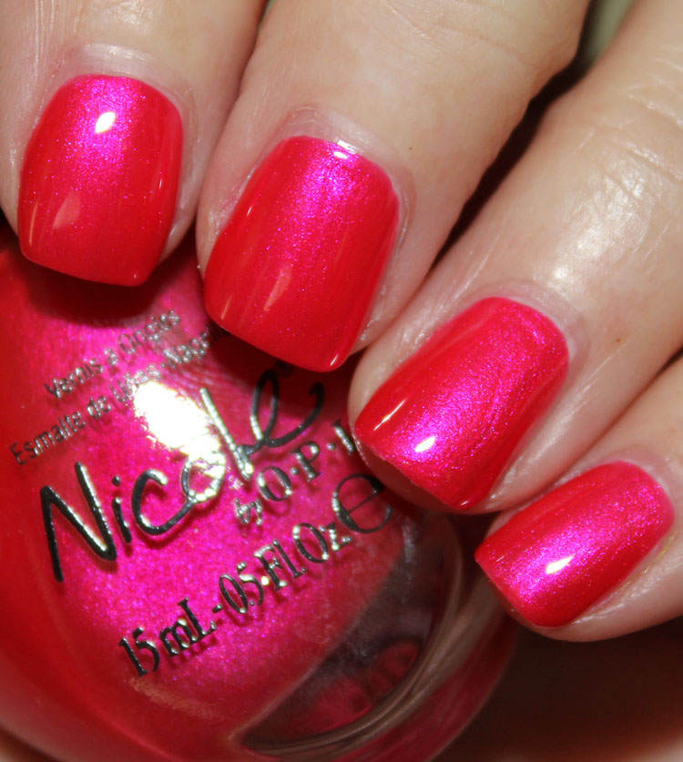 Nicole By Opi 2014 Nail Lacquer Vampy Varnish