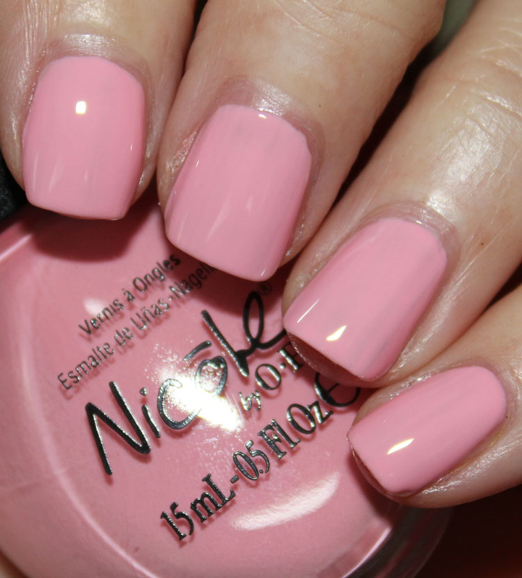 Nicole by OPI At Least I Pink So