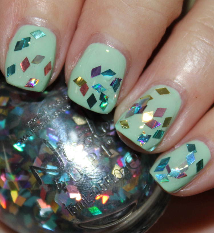 Nicole by OPI Be Awesome