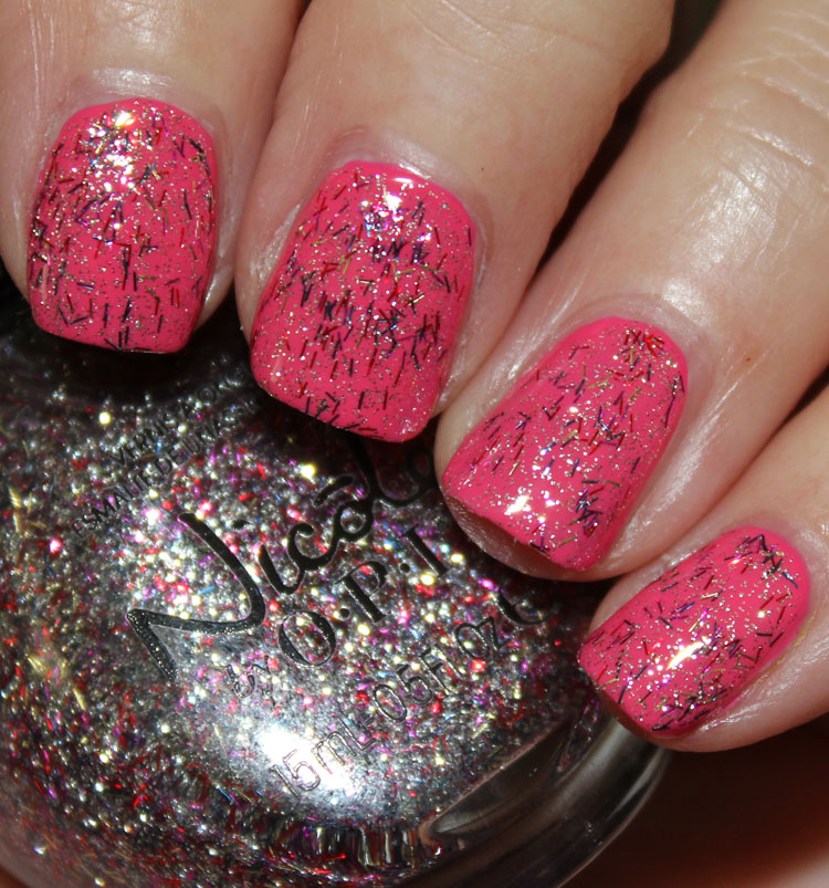 Nicole by OPI Fabulous Is My Middle Name