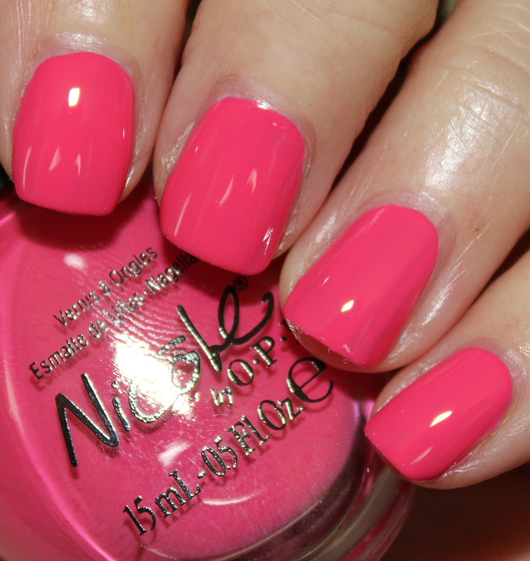 Nicole by OPI Something About Spring