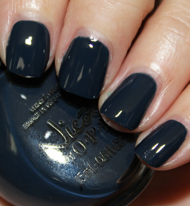 Nicole by OPI This Blue Is So You!