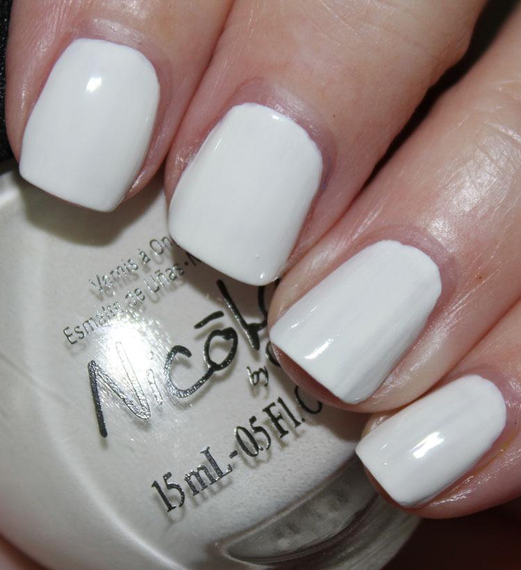Nicole by OPI Yoga-then-Yogurt