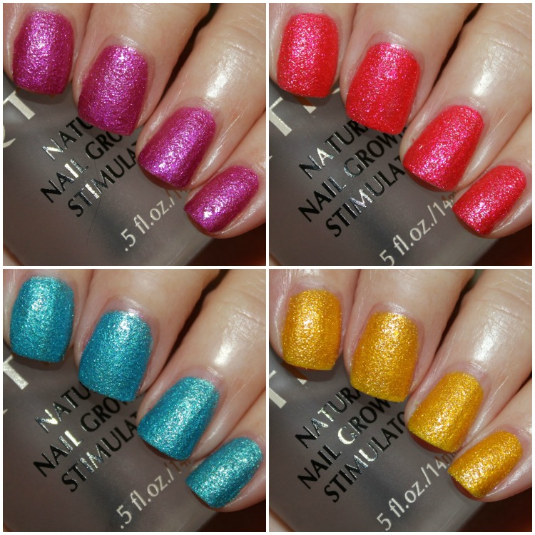 OPI Brazil Beach Sandies Liquid Sand Collection