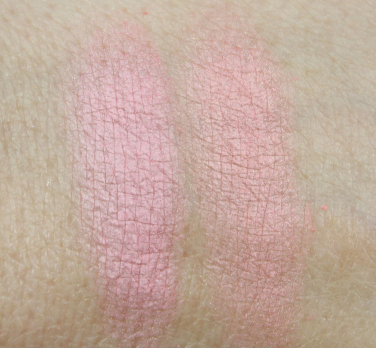 Physicians Formula Nude Wear Glowing Nude Blush Swatches