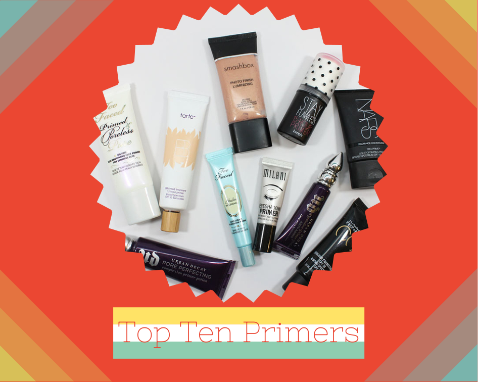Top Ten Primers