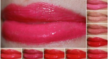 Wet n Wild Fergie Vicious Varnish High Shine Lip Stain Collection