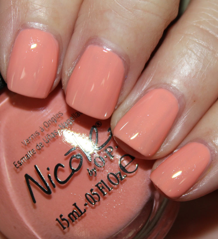 Nicole by OPI I'll Have The Salmon