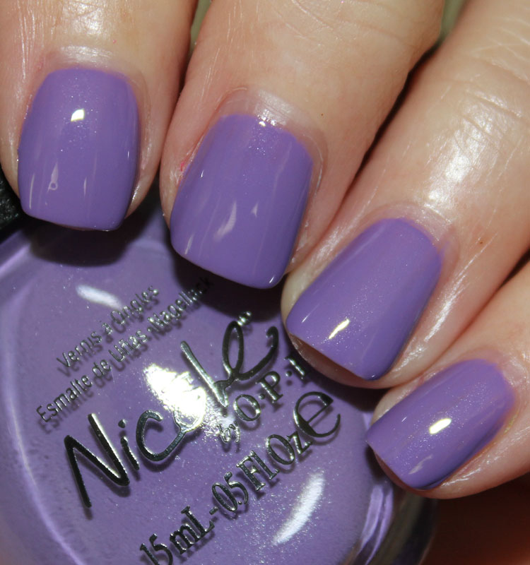 Nicole by OPI Oh That's Just Grape!