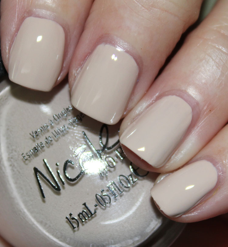 Nicole by OPI That's Putting It Mild