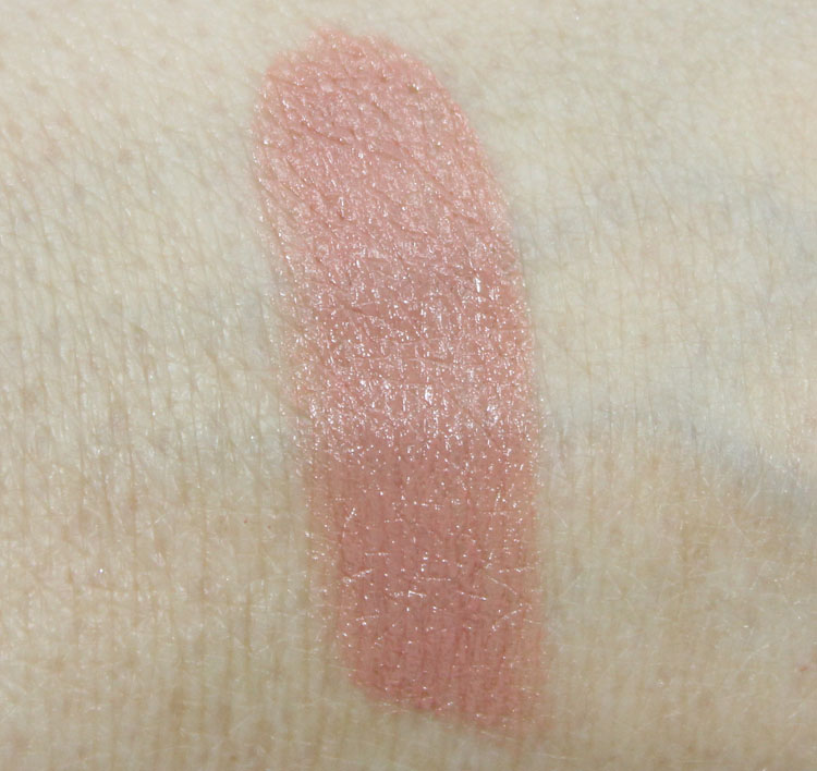 Bite Beauty Luminous Creme Lipstick in Retsina Swatch