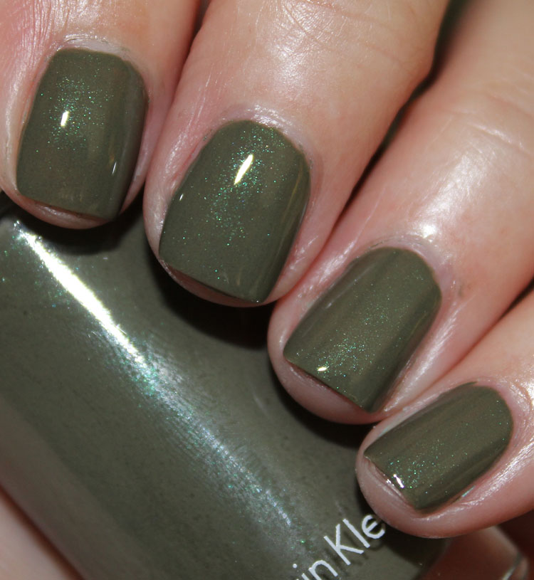CK One Long Wear + Shine Nail Color Polyester