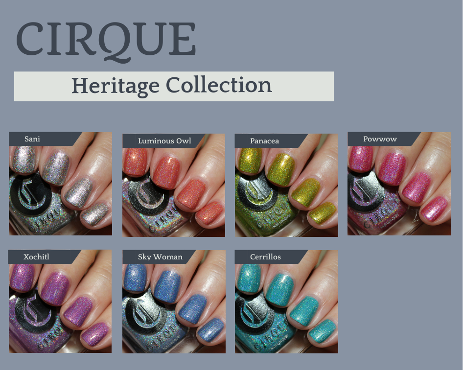 Cirque Heritage Collection