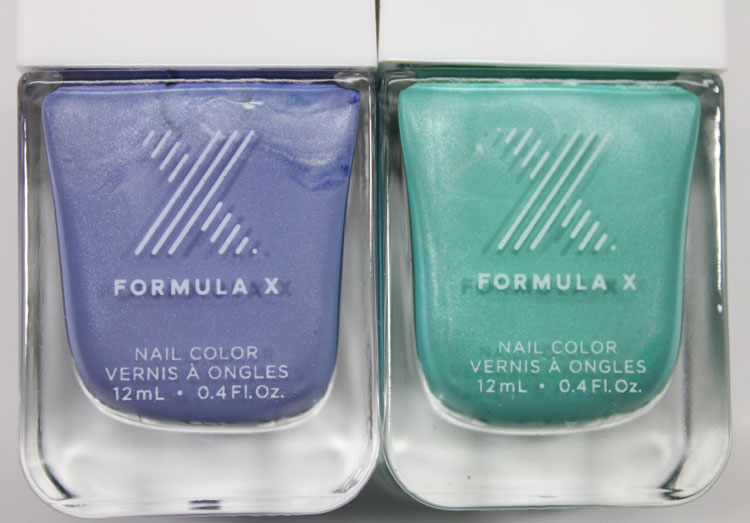 Formula X for Sephora The Cut for Spring 2014-2