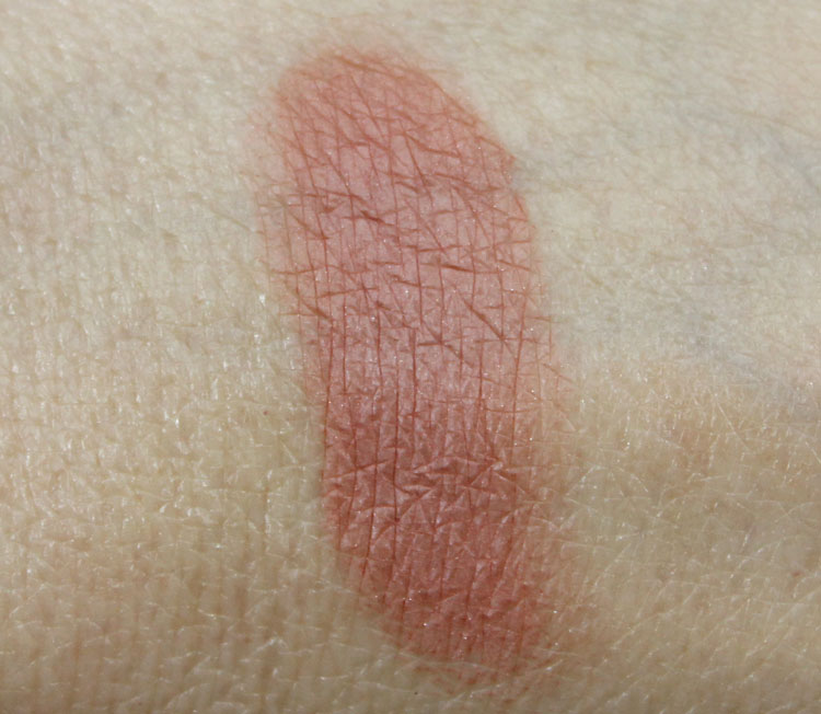Hourglass Ambient Lighting Blush Mood Exposure Swatch