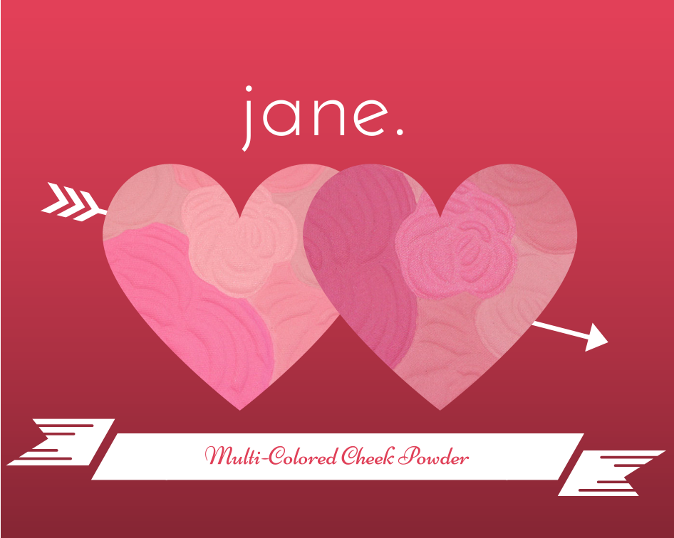 Jane Multi-Colored Cheek Powder