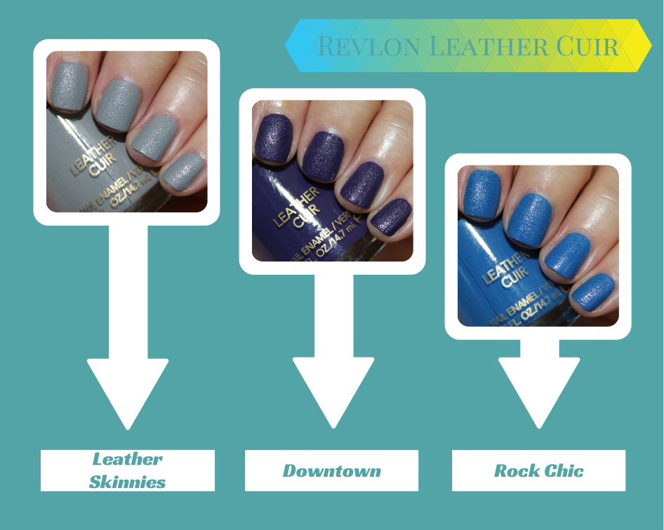 Revlon Leather Nail Enamel