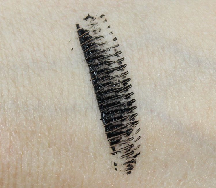 MAC Studio Sculpt Lash Swatch