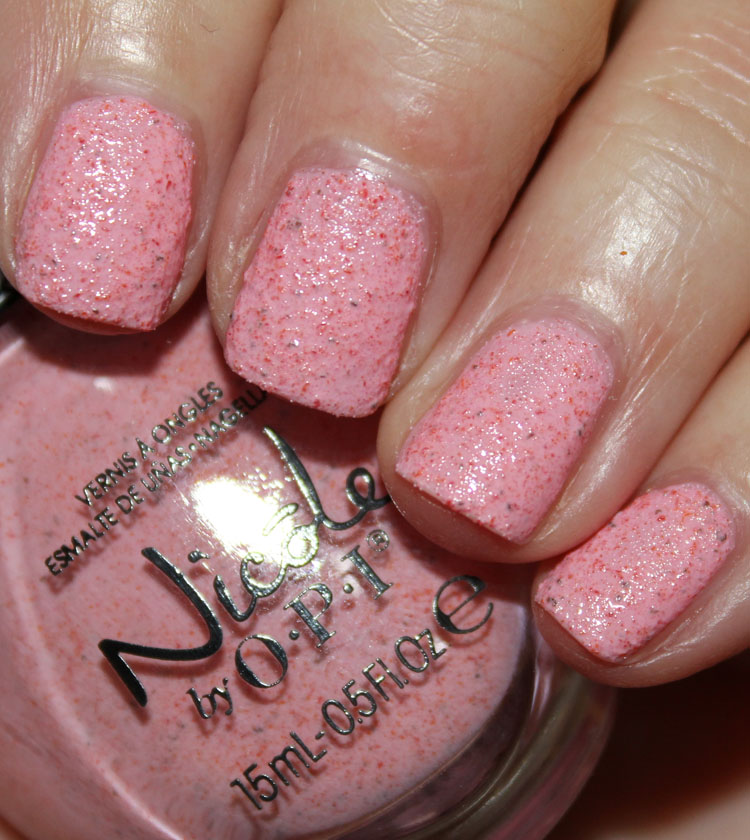 Nicole by OPI Rock The Look