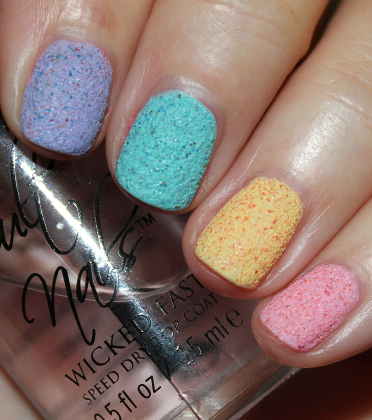 Nicole by OPI Roughles Skittles