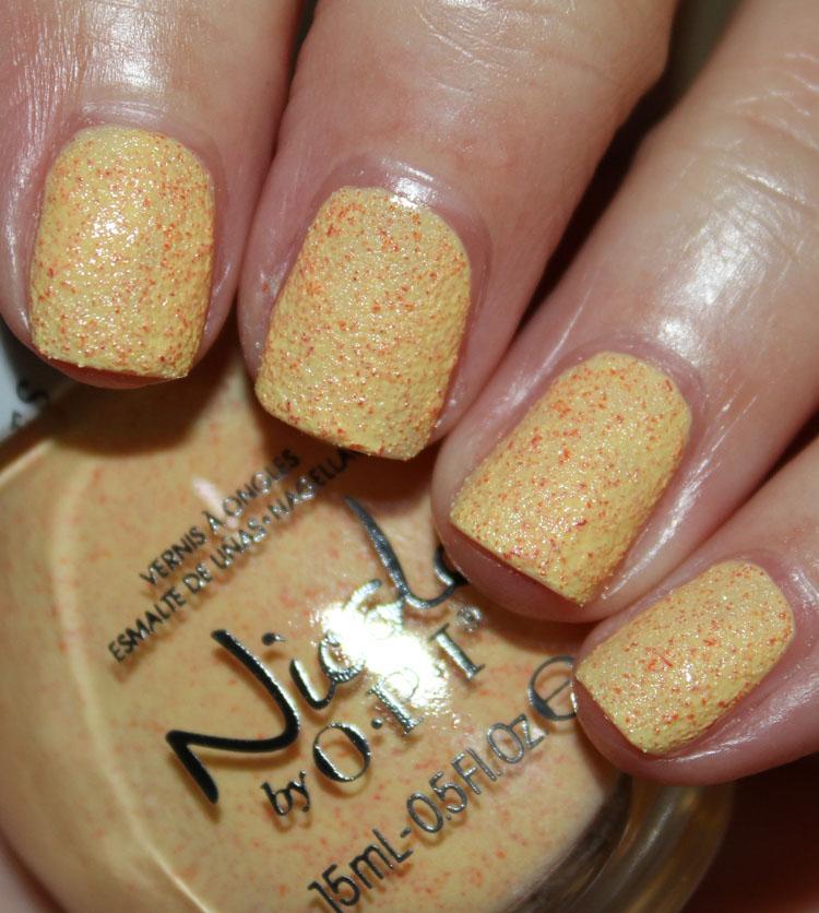 Nicole by OPI Sand In My Shoe