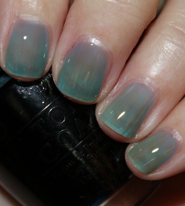 OPI I Can Teal You Like Me
