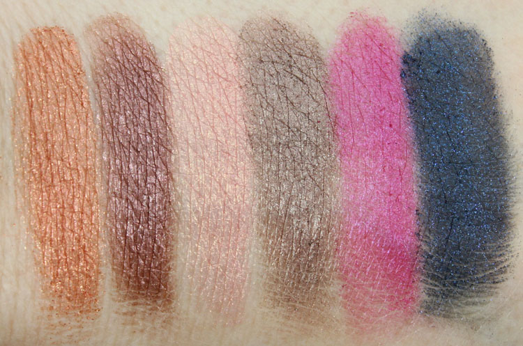 Too Faced A La Mode Eyes Swatches-2