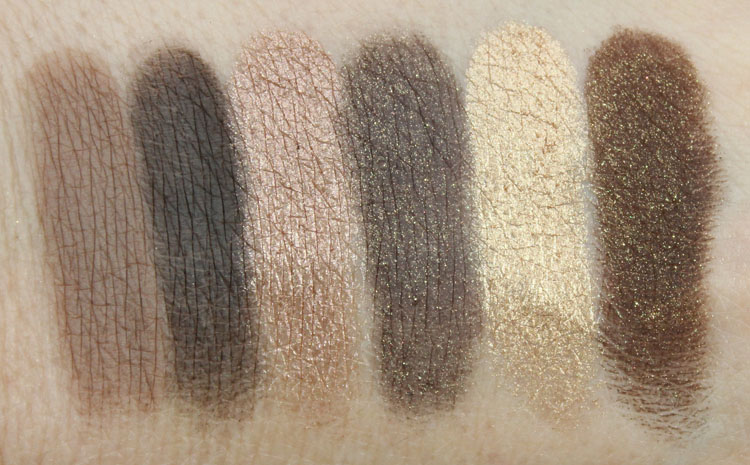Too Faced Natural Eyes Swatches-2